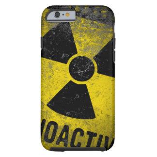 grundge radioactivity adesign tough iPhone 6 case