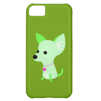 Grüne Chihuahua iPhone 5C Cases