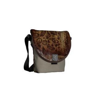 Grunge Africa Messenger Bag