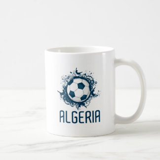 Grunge Algeria Basic White Mug