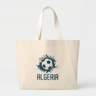 Grunge Algeria Jumbo Tote Bag