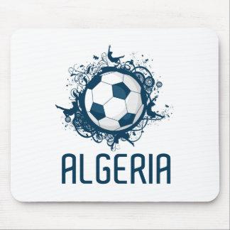 Grunge Algeria Mousepads