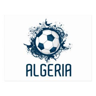 Grunge Algeria Postcards