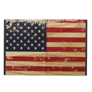 Grunge American Flag iPad Air Case