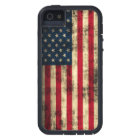 Grunge American Flag iPhone 5 Case