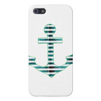 Grunge Anchor Iphone 5 Case