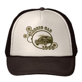 Grunge Antique Car Cap