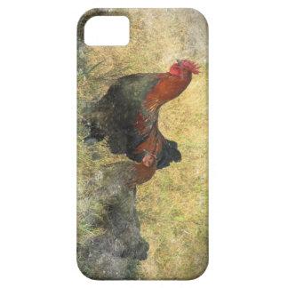 Grunge Black Copper Marans Iphone Case