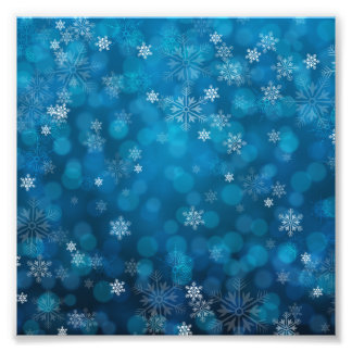 grunge blue snow abstract pattern photograph