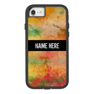 Grunge Bokeh Style Pattern Case-Mate Tough Extreme iPhone 7 Case