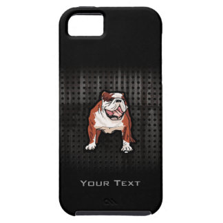 Grunge Bulldog iPhone 5 Cover