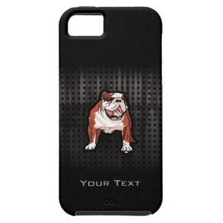 Grunge Bulldog iPhone 5 Cases