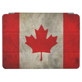 Grunge Canadian Flag iPad Air Cover