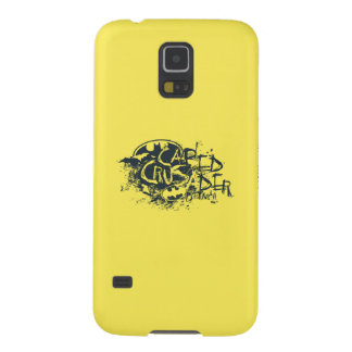 Grunge Caped Crusader Cases For Galaxy S5