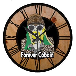 Grunge Clock Edition