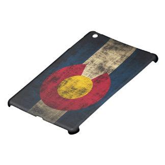Grunge Colorado Flag iPad Mini Cases