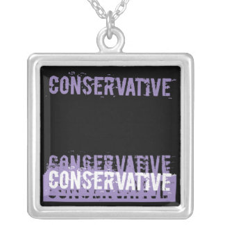 Grunge Conservative Pendant