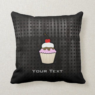Grunge Cupcake Cushion