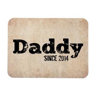 Grunge Daddy Since 2014 Magnet