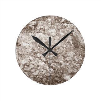 Grunge design clock