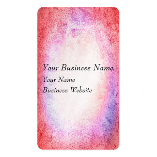 Grunge design in pink, white and purple. business card templates
