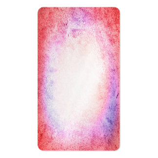Grunge design in pink, white and purple. business card