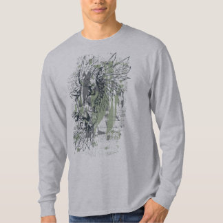 Grunge Eagle, Men's Long Sleeve T-shirt