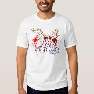 Grunge Eagle Sketch2 Tee Shirt