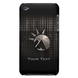 Grunge Egyptian Pyramid Case-Mate iPod Touch Case