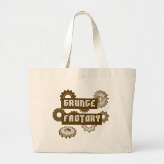 Grunge Factory Canvas Bag