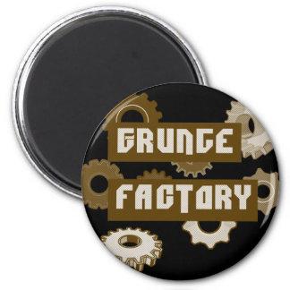 Grunge Factory Fridge Magnets