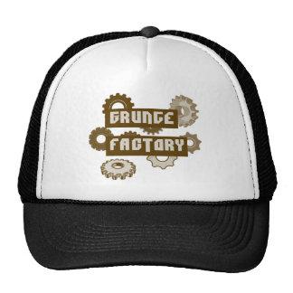 Grunge Factory Mesh Hat