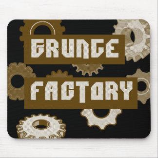 Grunge Factory Mousepad