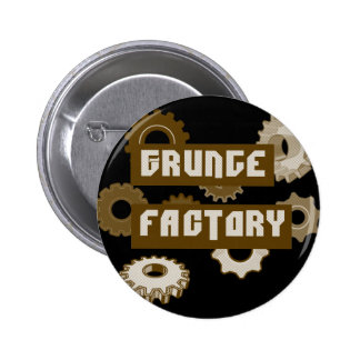 Grunge Factory Pins
