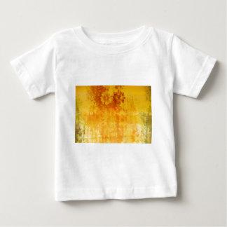 grunge floral pattern infant T-Shirt