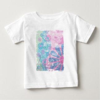 Grunge Floral Shirt