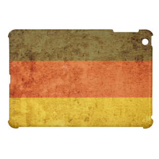 Grunge Germany Flag Cover For The iPad Mini