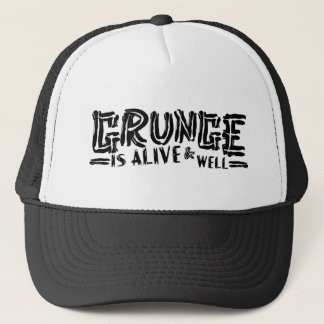 Grunge hat - choose color