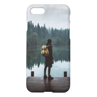grunge hipster aesthetic case, tumblr nature iPhone 7 case
