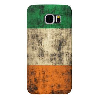 Grunge Irish Flag