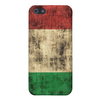 Grunge Italian Flag iPhone 5 Covers