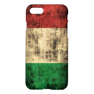 Grunge Italian Flag iPhone 7 Case