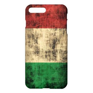 Grunge Italian Flag iPhone 7 Plus Case