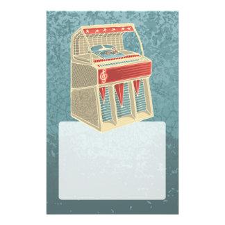 Grunge Jukebox 14 Cm X 21.5 Cm Flyer
