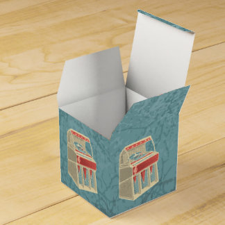 Grunge Jukebox Party Favour Boxes