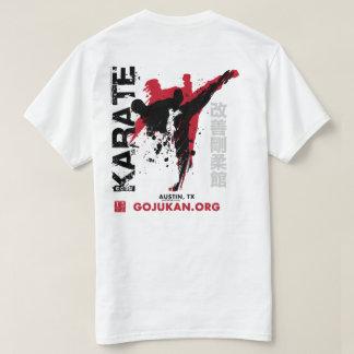 Grunge Karate Mawashi (TX) T-Shirt - 2016