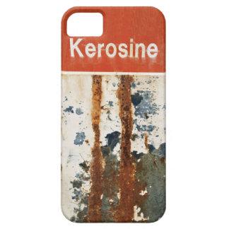 Grunge Kerosine Rusty Plate iPhone 5 Cover