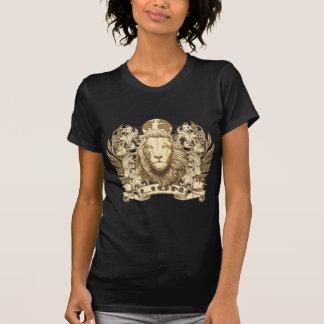 Grunge Lion T-Shirt