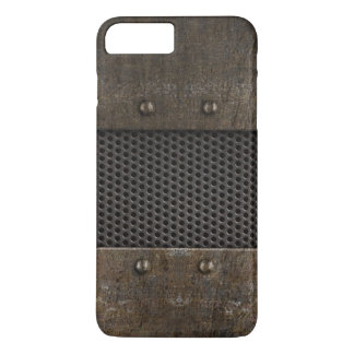 Grunge metal background iPhone 8 plus/7 plus case