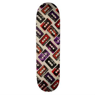 Grunge Mix Tapes - Skate Deck